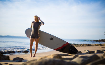 We chat to Tammy Fry about how surfing, karate and veganism awakens humility, determination and choosing change