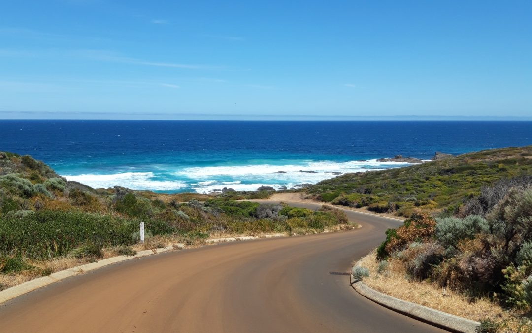 Of (kanga)roos and elephants, of backpackers and locals – Western Australia through the eyes of a plant based surfer