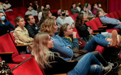 How 8 conscious brands joined forces to organize the 1st public screening of 'My Octopus Teacher' in SA